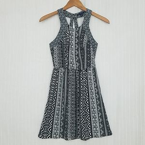 American Eagle Patterned Dress, EUC